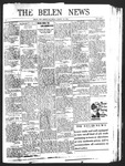 Belen News, 08-19-1922 by The News Printing Co.