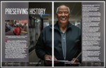 Preserving History by The Mirage Alumni Magazine