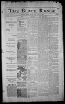 The Black Range, 03-13-1896 by Black Range Print Co.