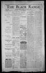 The Black Range, 03-08-1895 by Black Range Print Co.