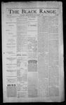 The Black Range, 03-01-1895 by Black Range Print Co.