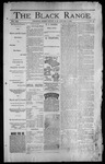 The Black Range, 01-04-1895 by Black Range Print Co.