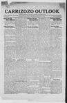 Carrizozo Outlook, 06-16-1916 by William Kabler