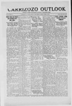 Carrizozo Outlook, 04-20-1917 by William Kabler