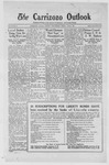 Carrizozo Outlook, 06-08-1917 by William Kabler