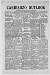 Carrizozo Outlook, 08-17-1917 by William Kabler
