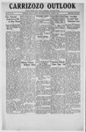 Carrizozo Outlook, 08-24-1917 by William Kabler