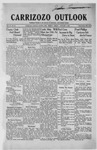 Carrizozo Outlook, 01-04-1918 by William Kabler