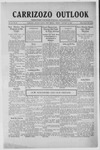 Carrizozo Outlook, 01-11-1918 by William Kabler