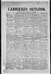 Carrizozo Outlook, 03-08-1918 by William Kabler