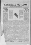 Carrizozo Outlook, 04-12-1918 by William Kabler