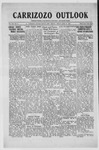 Carrizozo Outlook, 04-19-1918 by William Kabler