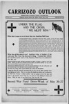 Carrizozo Outlook, 05-17-1918 by William Kabler