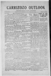 Carrizozo Outlook, 05-24-1918 by William Kabler