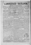 Carrizozo Outlook, 05-31-1918 by William Kabler