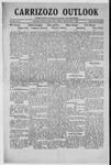 Carrizozo Outlook, 07-05-1918 by William Kabler