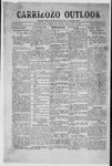 Carrizozo Outlook, 08-16-1918 by William Kabler