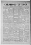 Carrizozo Outlook, 09-06-1918 by William Kabler