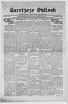 Carrizozo Outlook, 01-17-1919 by William Kabler