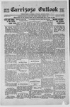 Carrizozo Outlook, 03-07-1919 by William Kabler