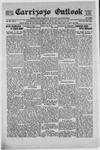 Carrizozo Outlook, 04-18-1919 by William Kabler