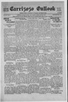 Carrizozo Outlook, 05-23-1919 by William Kabler