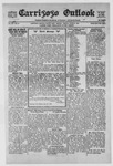 Carrizozo Outlook, 06-27-1919 by William Kabler