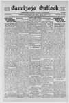 Carrizozo Outlook, 08-01-1919 by William Kabler
