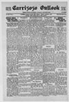Carrizozo Outlook, 08-15-1919 by William Kabler