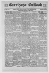 Carrizozo Outlook, 09-26-1919 by William Kabler