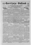 Carrizozo Outlook, 10-10-1919 by William Kabler
