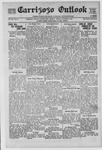 Carrizozo Outlook, 10-17-1919 by William Kabler