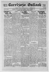 Carrizozo Outlook, 11-07-1919 by William Kabler