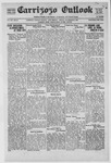 Carrizozo Outlook, 11-28-1919 by William Kabler