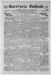 Carrizozo Outlook, 12-05-1919 by William Kabler