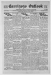 Carrizozo Outlook, 12-12-1919 by William Kabler