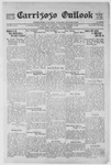 Carrizozo Outlook, 12-19-1919 by William Kabler
