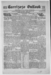 Carrizozo Outlook, 01-09-1920 by William Kabler