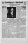 Carrizozo Outlook, 01-23-1920 by William Kabler