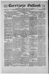 Carrizozo Outlook, 05-07-1920 by William Kabler