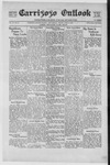 Carrizozo Outlook, 06-11-1920 by William Kabler