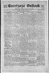 Carrizozo Outlook, 07-09-1920 by William Kabler