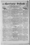 Carrizozo Outlook, 07-16-1920 by William Kabler