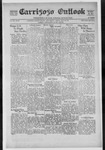 Carrizozo Outlook, 07-23-1920 by William Kabler
