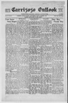 Carrizozo Outlook, 10-08-1920 by William Kabler