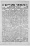 Carrizozo Outlook, 10-29-1920 by William Kabler