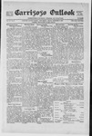 Carrizozo Outlook, 11-12-1920 by William Kabler