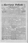Carrizozo Outlook, 11-26-1920 by William Kabler