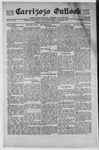 Carrizozo Outlook, 12-03-1920 by William Kabler