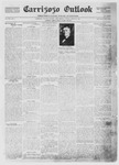 Carrizozo Outlook, 03-18-1921 by William Kabler